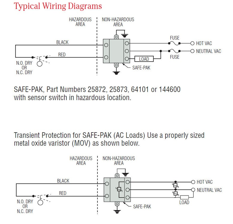 Typical Wiring Diagram